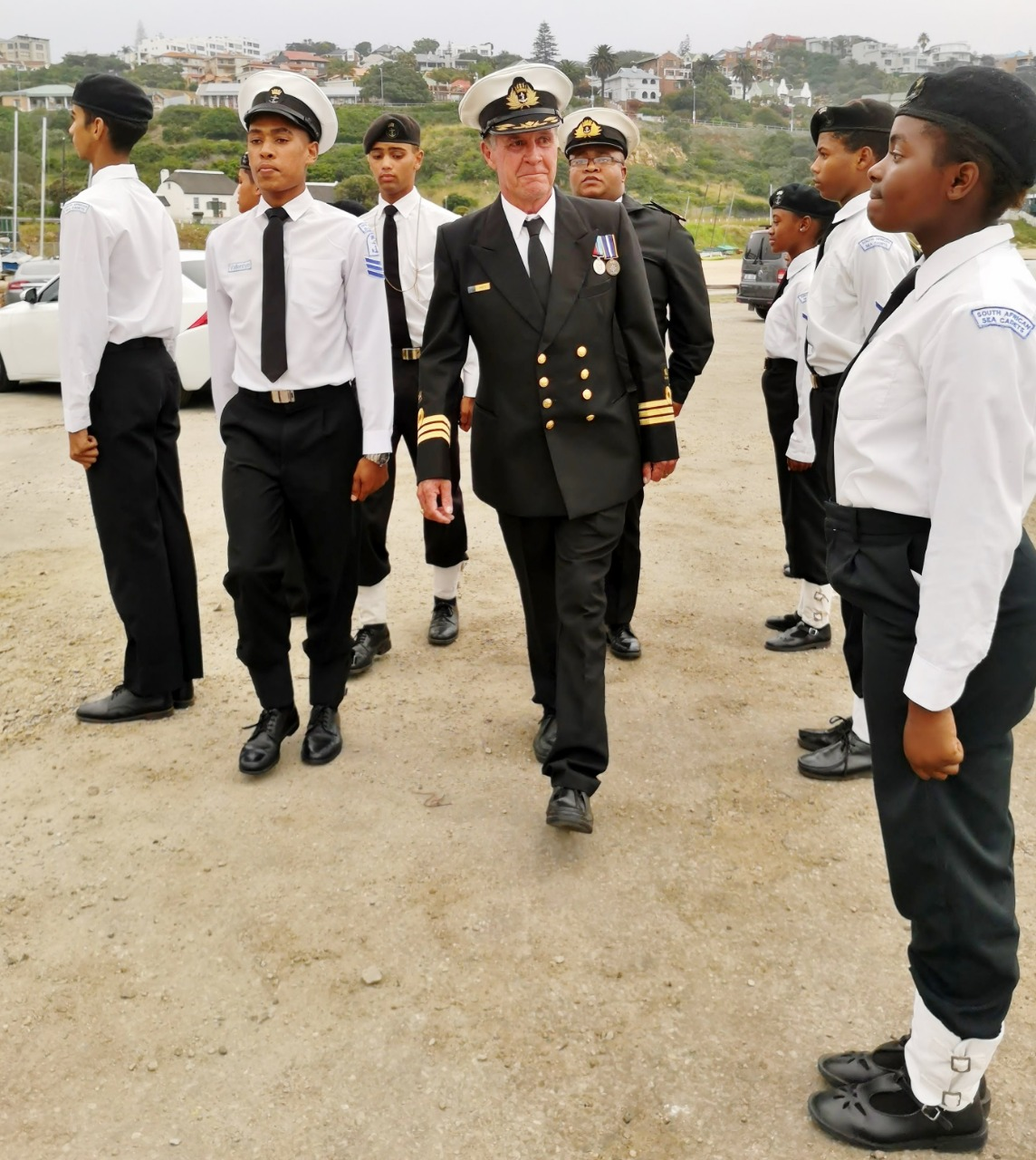 Proud moment for TS Outeniqua Sea Cadets | Mossel Bay Advertiser
