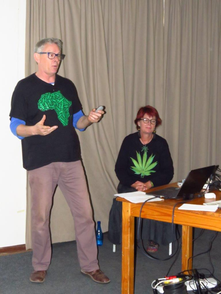 Meet the Dagga Couple who fought for cannabis uses decriminalisation