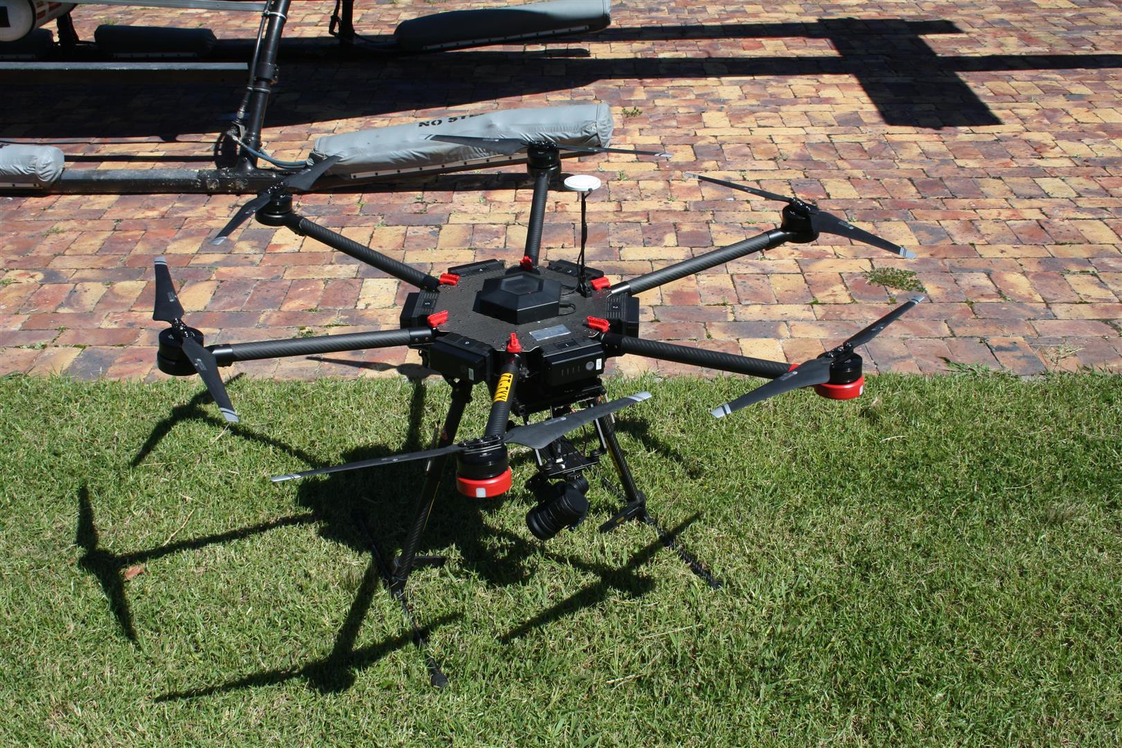 prix drone senegal