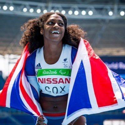 Резултат со слика за Paralympic champion Kadeena Cox defends Para-athletics classification process