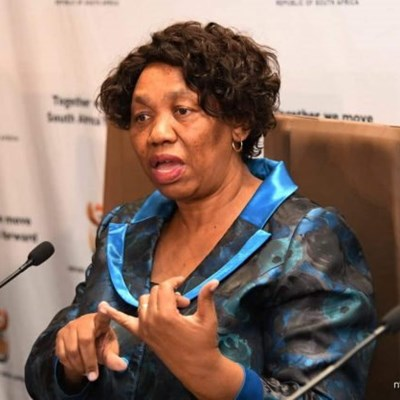 Department will 'address errors' in court ruling on matric rewrite, says Motshekga