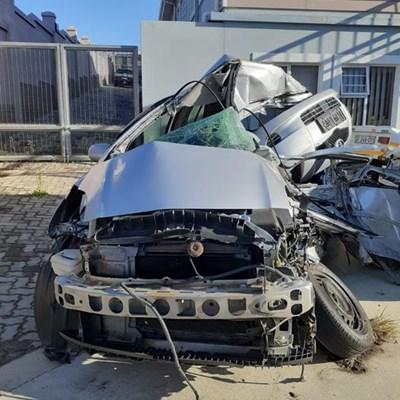 Plett woman dies in horrific crash