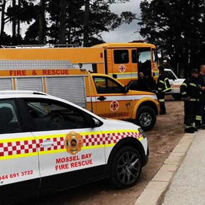 Missing aircraft: Search underway near Mossel Bay