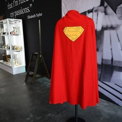 Superman's cape sells for nearly R2.8m in Hollywood auction