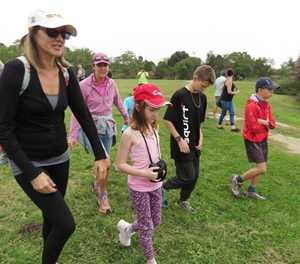 Big Walk embraces neurodiversity