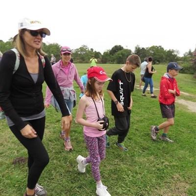 Big Walk embraces neurodiversity