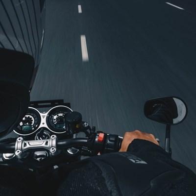 Motorcyclist flung over bridge in Tshwane horror crash