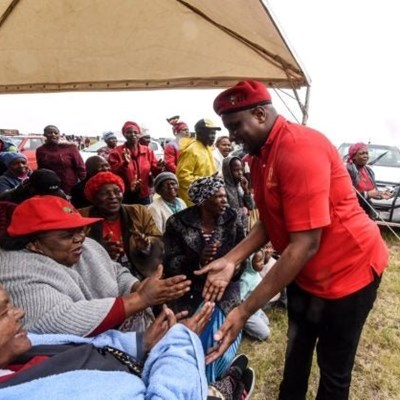 EFF 'expropriating' farm from Free State government a direct challenge to Ramaphosa