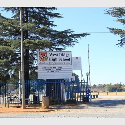 Grade 12 learners suspended for public sexual act on the West Rand