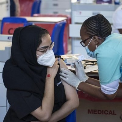 Covid-19: 5, 530 more healthcare workers vaccinated