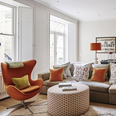 Living room ideas to lift your mood