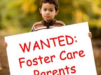 Safety and foster parents needed