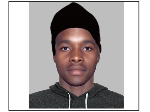 Suspect wanted for attempted rape