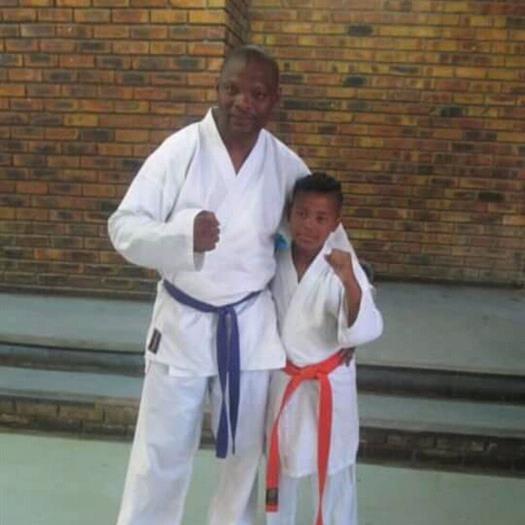 Themba karate club