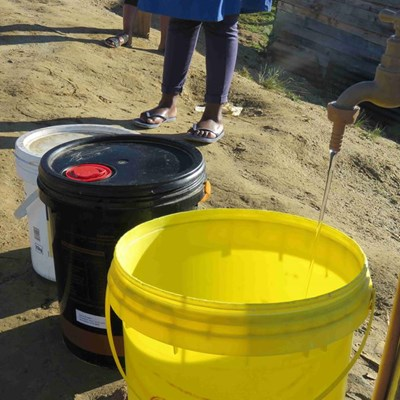 Water problems more than a drop in the bucket
