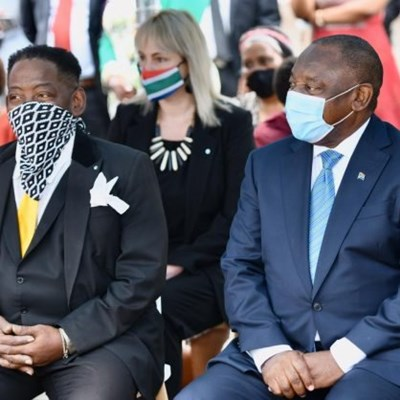 Ramaphosa self-quarantines after Covid-19 exposure at function
