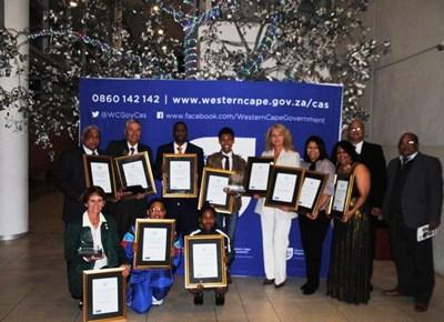 Wes-Kaap sporttoekennings