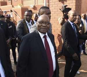 I wish to hear Zuma's version of events – Zondo