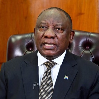 Not within my power to make CR17 bank statements public – Ramaphosa