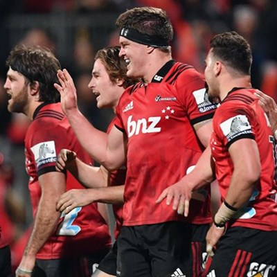 Injuries hit Crusaders ahead of Super showdown with Jaguares