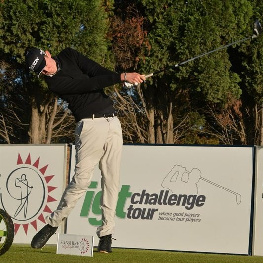 Mclachlan motors to Big Easy Challenge lead at State Mines