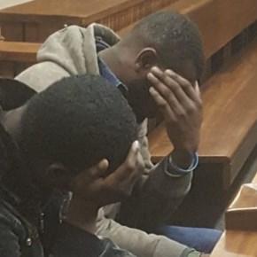 Stiff sentences for human-trafficking Nigerians