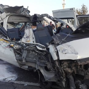 At least 10 killed in crash on N1 southbound between Allandale Rd and Buccleuch, Johannesburg