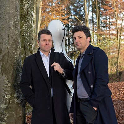 Internationally acclaimed duo to play in George