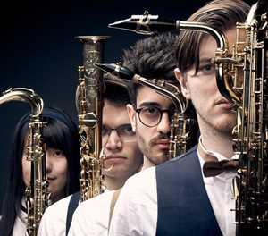 Exquisite saxophone