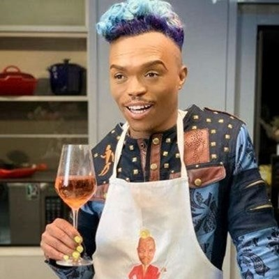Is Somizi working on a cooking show? We can't wait