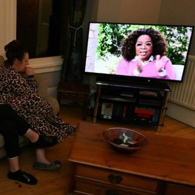 Oprah's oversized royal interview specs a global hit