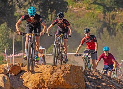 Oakhill Sports Campus abuzz with cyclists