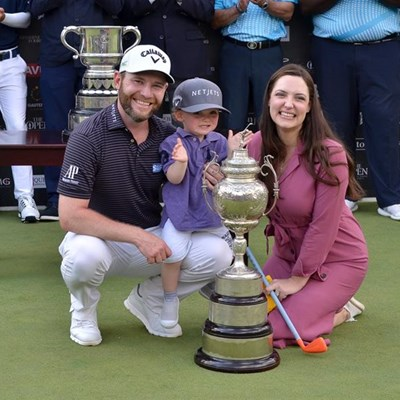 Grace races to SA Open glory