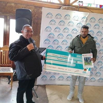 Sportbeat Mic Fin honours achievers