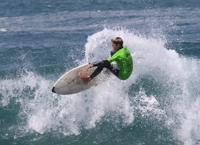 Importers Coffee Junior Classic surf competition
