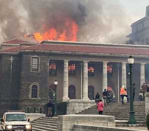 Table Mountain fires were deliberate arson, investigations reveal