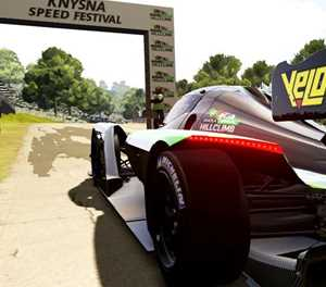 Hillclimb: Round 1 a virtual hit
