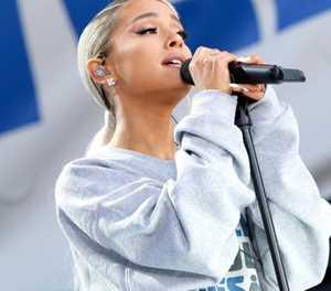 Ariana Grande unveils emotional new single