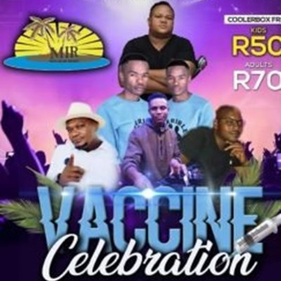 'Vaccine Celebration' party in North West raises eyebrows