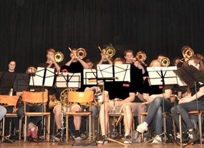 Knysna Primary School hosts American concert band