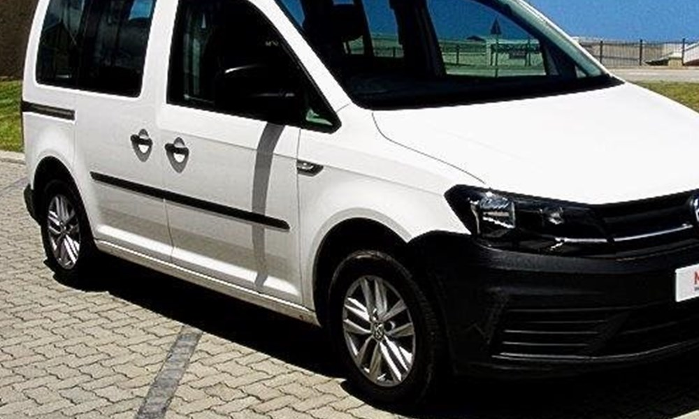 Master Cars | Pick of the Week | VW Caddy Crew Bus