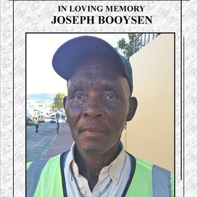 """Knysna grieves over much-loved """"Weatherman"""""""