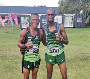 Team strength carries Bosman and Plaatjies