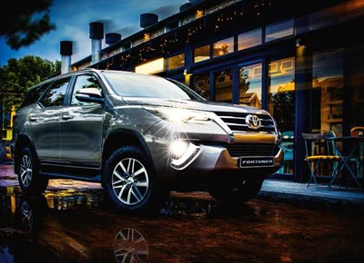 Halfway Toyota George | Pick of the Week | Toyota Fortuner 2.4