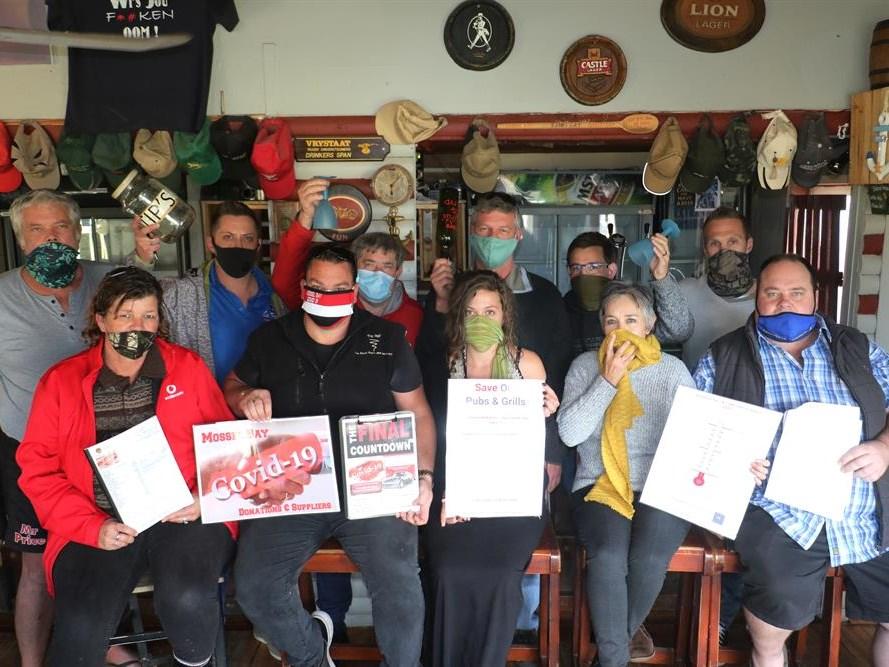 Fonds wil restaurante en kroeë help oorleef