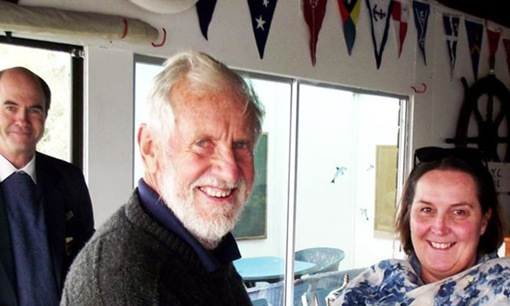 George Lakes Yacht Club annual prize-giving