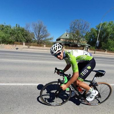 Visser nuwe SA o.23-fietsrykampioen