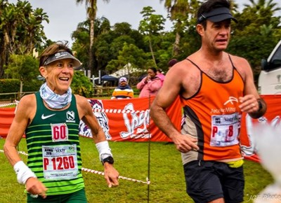 Beste atlete by Outeniqua-marathon