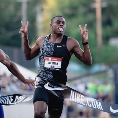 US sprint star Coleman risks ban over missed drug tests: reports