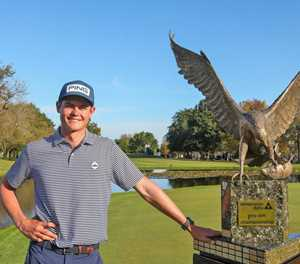 Wilco Nienaber gets the win in Dimension Data Pro-Am